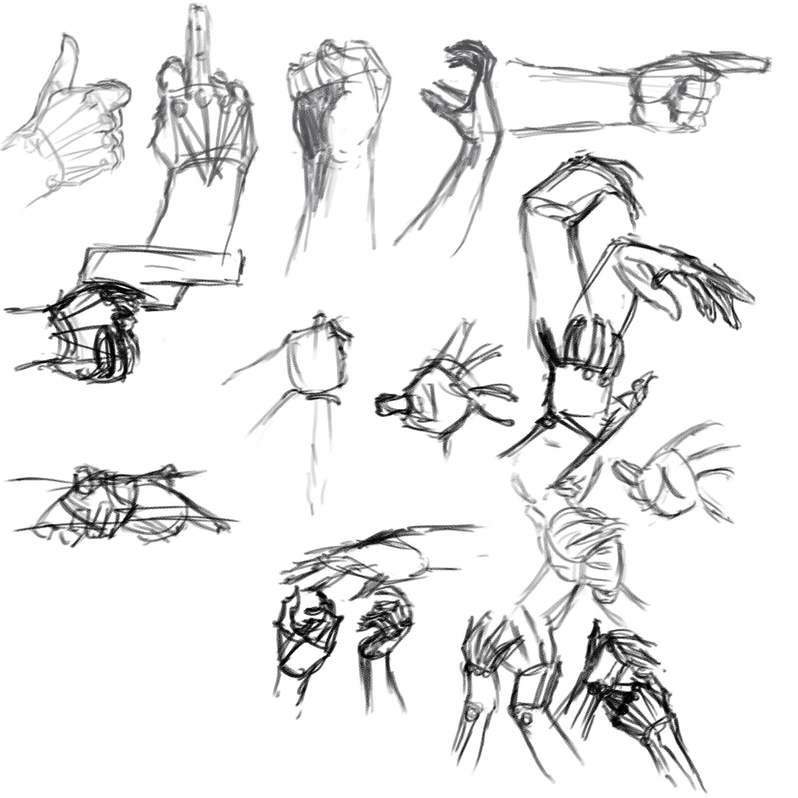 1600x1600 The Crimson Guardians Warm Up Face And Hand Studies