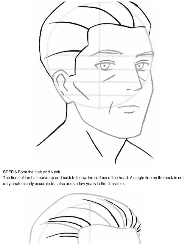 Facial Drawing