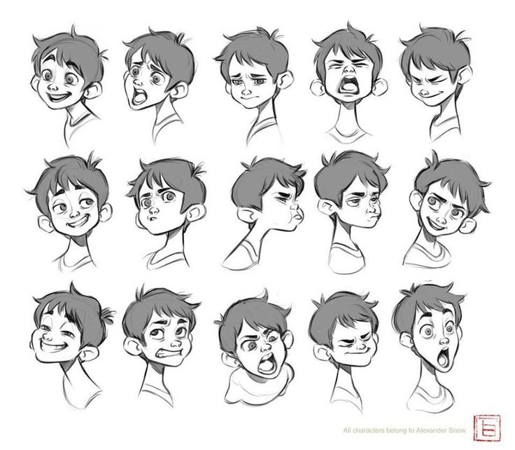 736x642 308 Best Model Amp Expression Sheet Images On Character