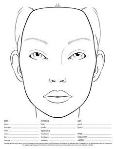 236x305 Makeup Rendering
