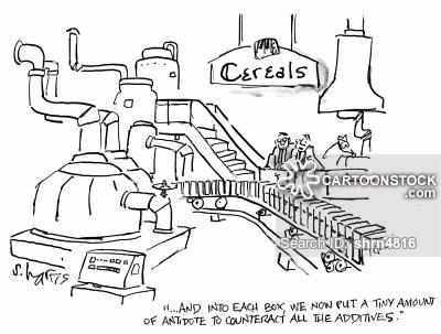 400x303 Food Factory Cartoons And Comics