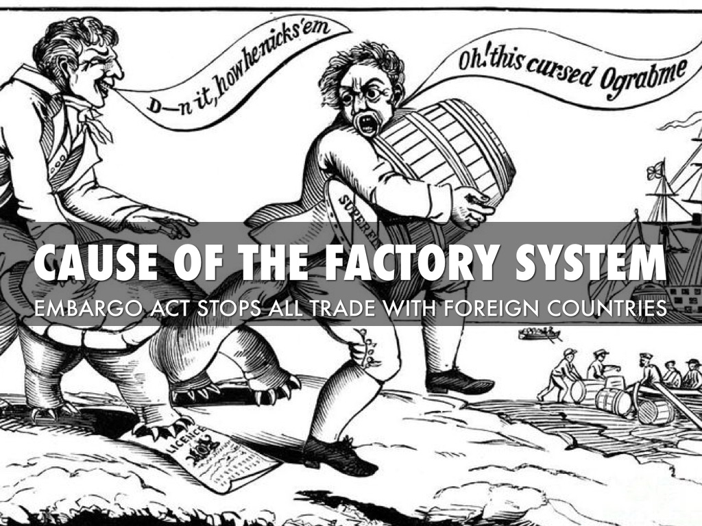 1024x768 Samuel Slater And The Factory System By Elijah