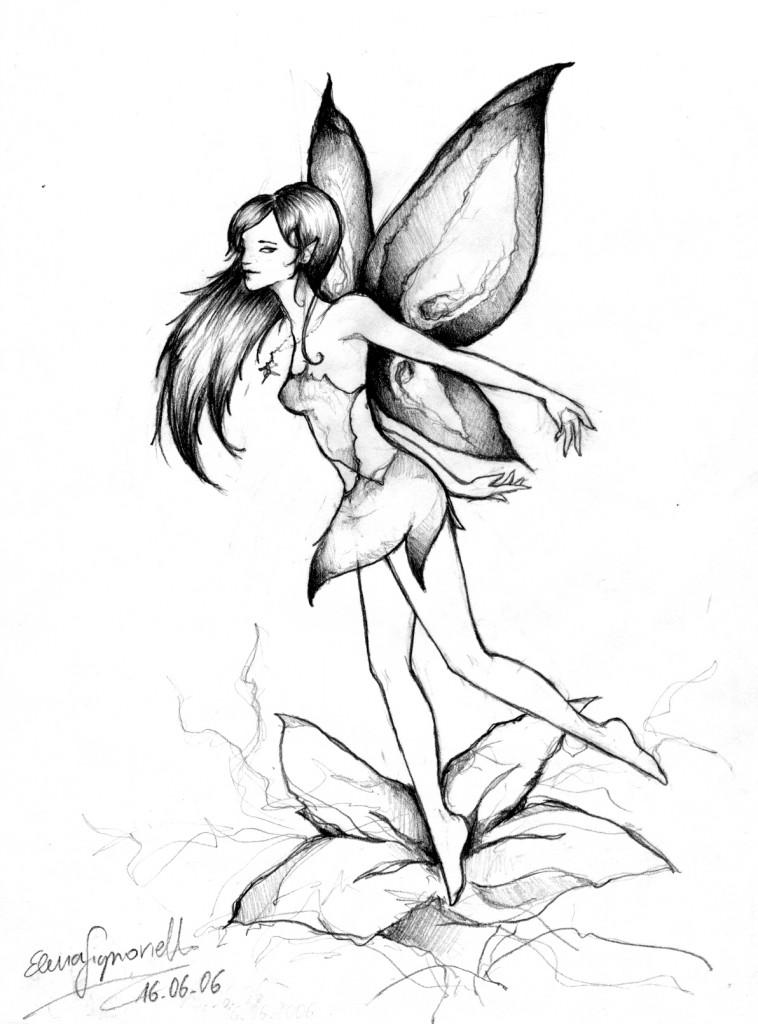 758x1024 The Origin Of The Word Fairy The Enchanted Acorn Fairy Gardens
