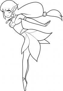 209x302 Easy How To Draw Fairies