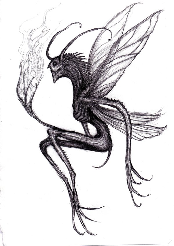 600x847 Faerie (Insectoid) By Kingovrats