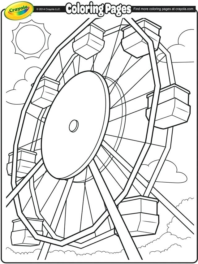 640x853 County Fair Coloring Pages Girl Scouts Honest And Fair Printable
