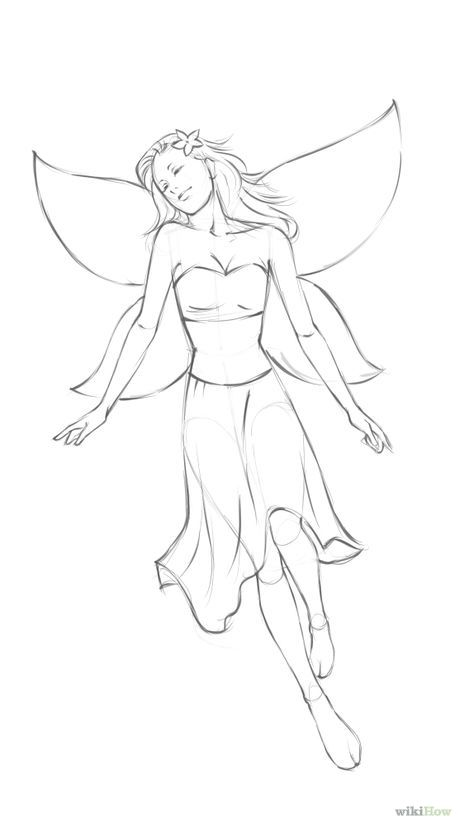 460x827 8 Best Bobby Images On How Draw Fairies, How
