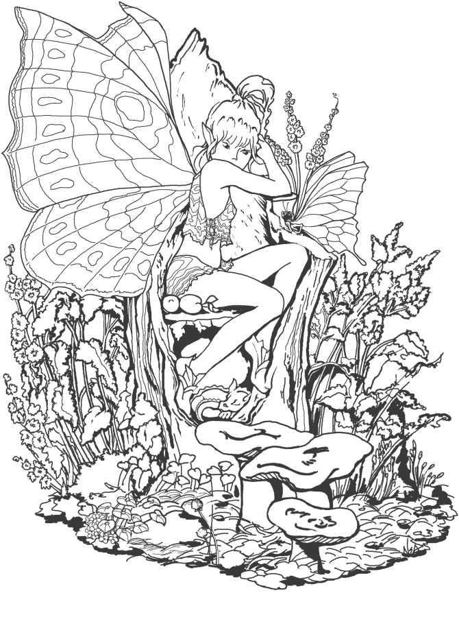 670x900 Links To Several Printable Coloring Pages For Grown Ups Including