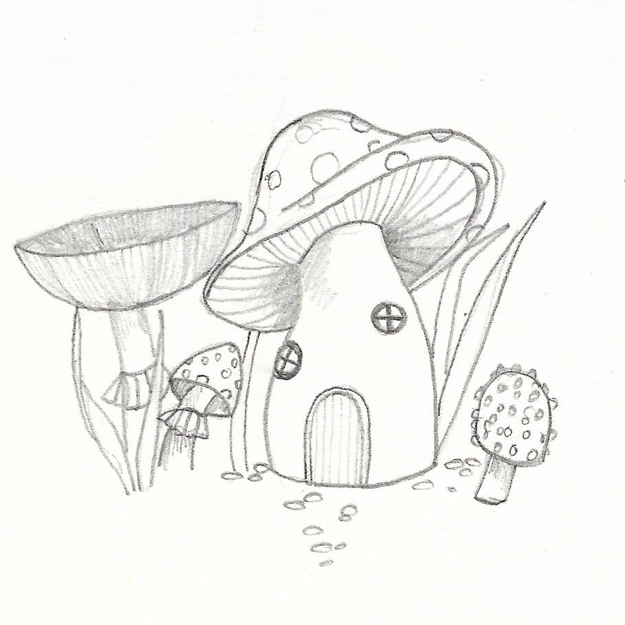 908x908 Fairyland Wall Commission Sketches Scott Keenan Illustration