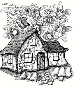 254x300 Black Fairy Drawings