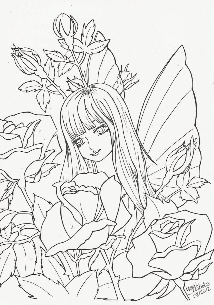 749x1066 Rose Fairy