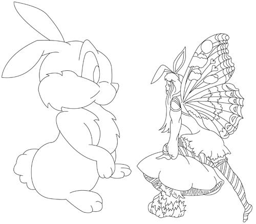 500x437 Drawing Dana Zalesky