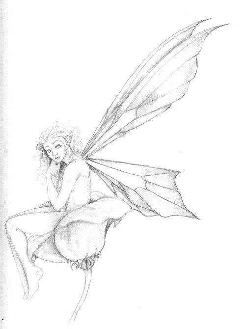 497x670 Fairy Drawings, Fairy Wings And Fairies On Britt