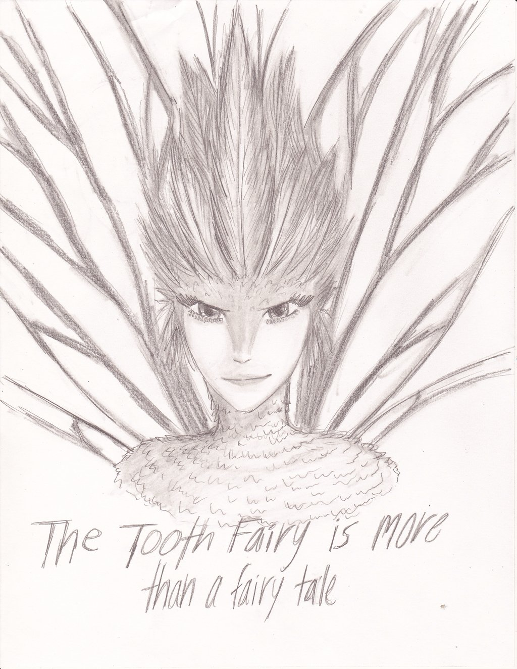 1024x1324 Rise Of The Guardians Tooth Fairy By Pencilly