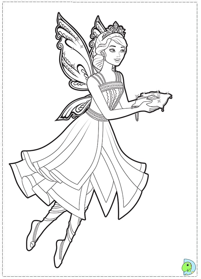 691x960 Fairy Princess Coloring Pages Fairy Princess Coloring Page