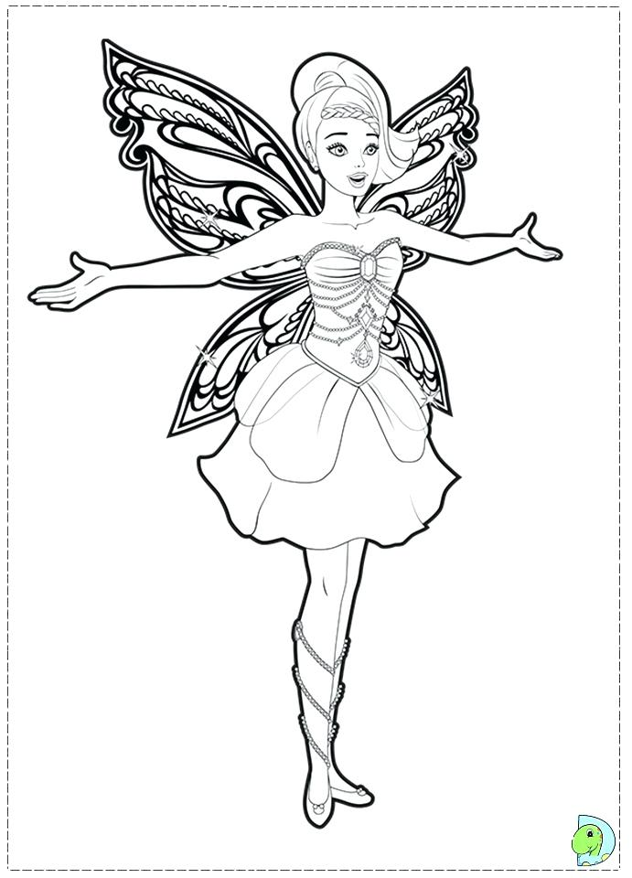 691x960 Lavishly Fairy Princess Coloring Pages Fairies In Addition