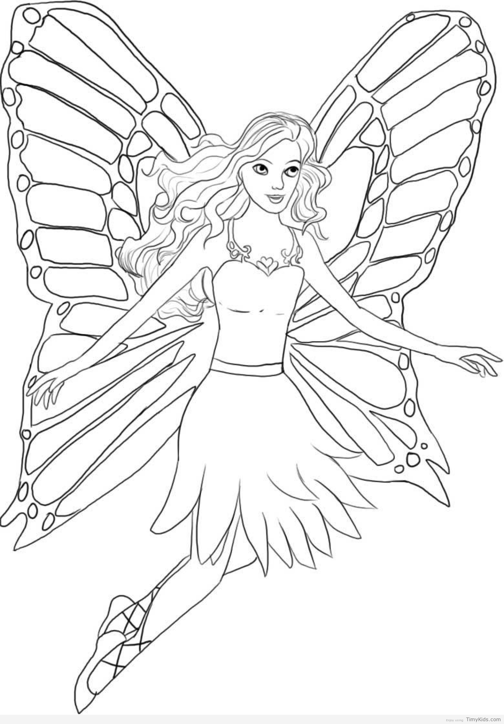 1625x2334 Princess Coloring Page.html Colorings