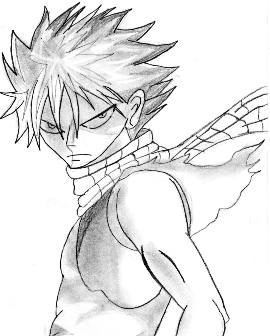 900x1120 Natsu Fairy Tail By Ravenwingzero
