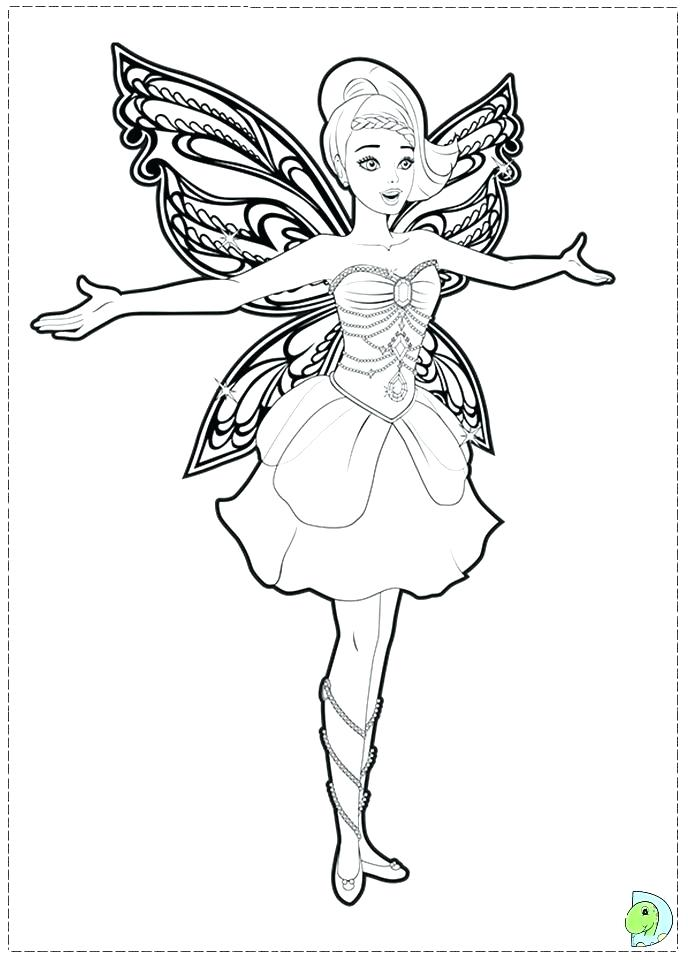 farytale princess coloring pages - photo#7