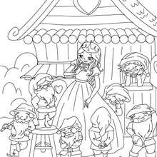 220x220 Fairy Tales Coloring Pages