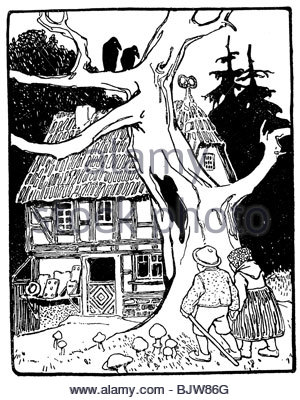 300x400 Literature, Fairy Tales, Hansel And Gretel, Brothers Grimm, Colour