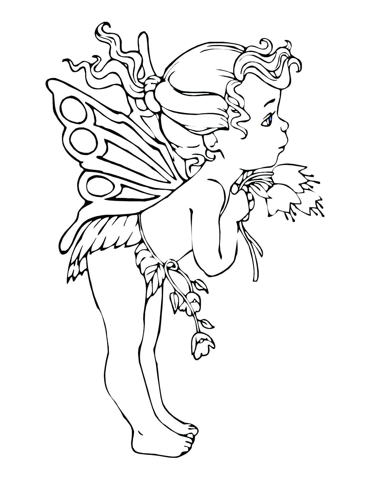 1275x1650 Fairies Coloring Pages 39 Terrific Printable Fairy Tales Stories