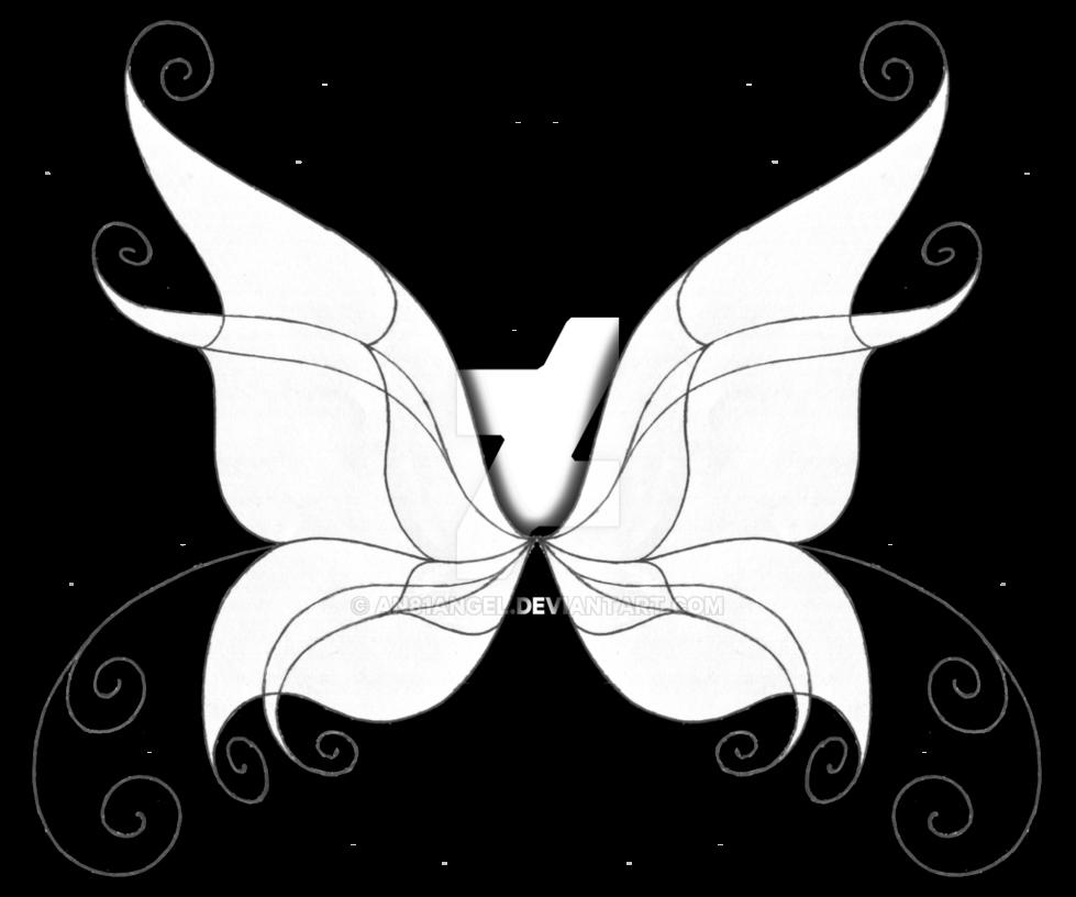 979x816 Meadow Fairy Wings By An81angel