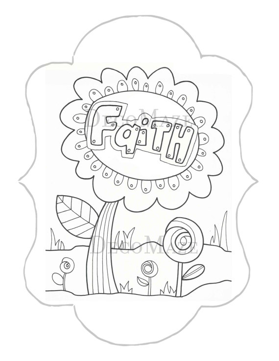 570x738 Epic Faith Coloring Pages 70 For New Coloring Pages With Faith