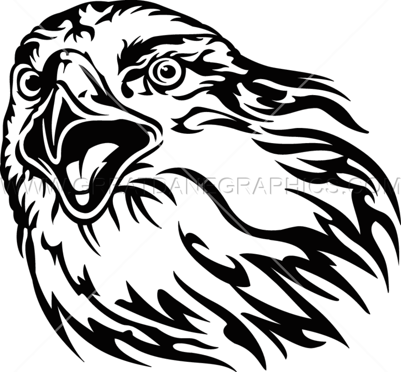 825x767 Falcon 2 Production Ready Artwork For T Shirt Printing