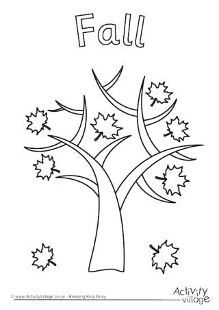 320x452 Coloring Pages Tree Fall Tree Colouring Page Celtic Tree Of Life