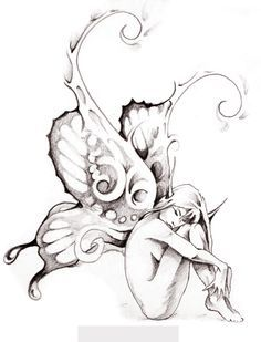236x309 Related Image Magical Land Fairy, Drawings And Tattoo