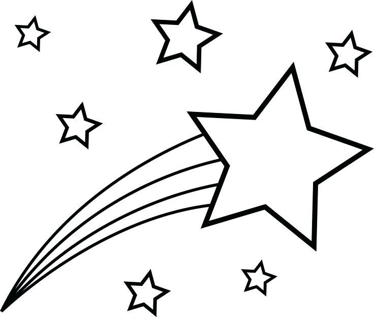 736x623 Star Clipart Pin Falling Stars Star 3 Star Border Clipart Png