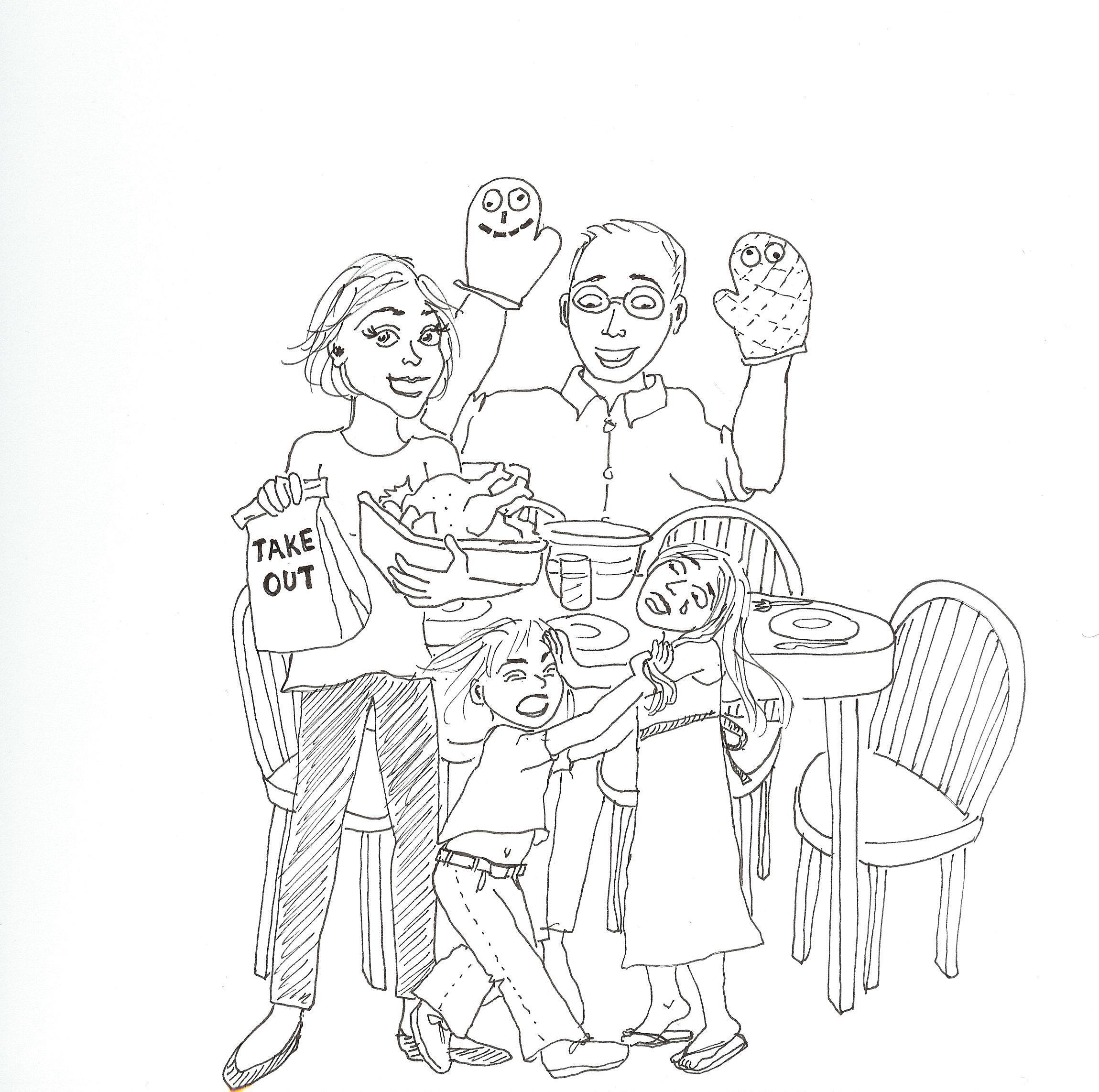 2299x2284 Family Dinner Strategies Dinner A Love Storydinner A Love Story