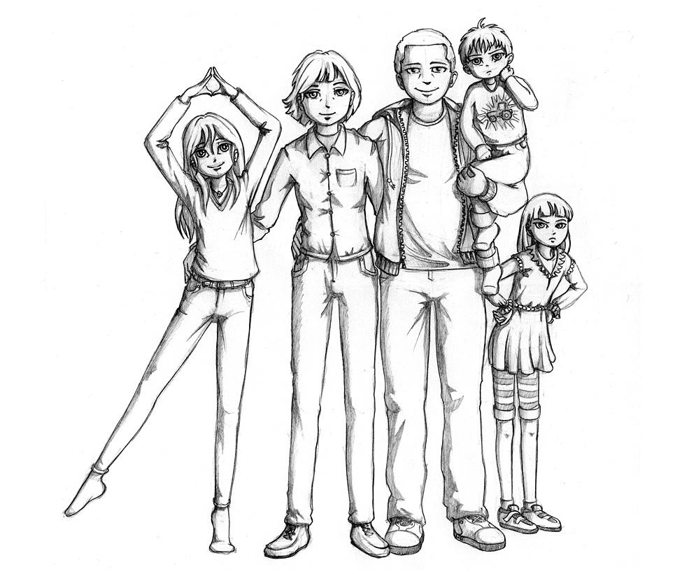 995x820 My Family