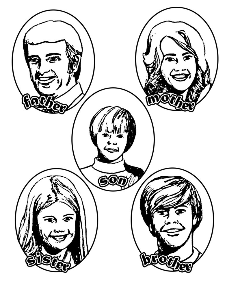 786x1017 Family Portrait Drawing Taplots By Taplots