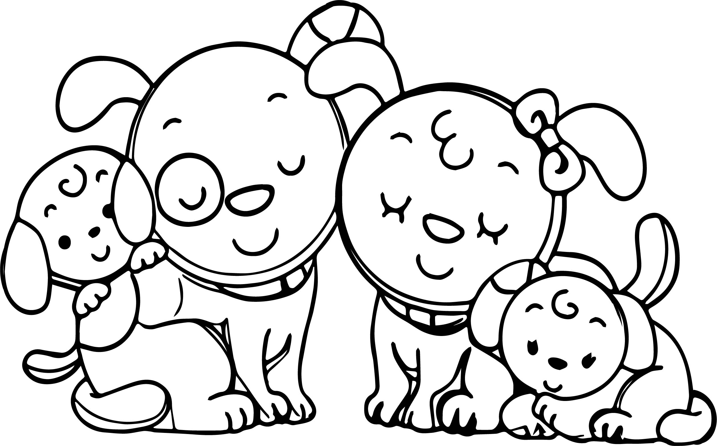2515x1565 animal family coloring pages in good page draw printable - Family Coloring Pages 2