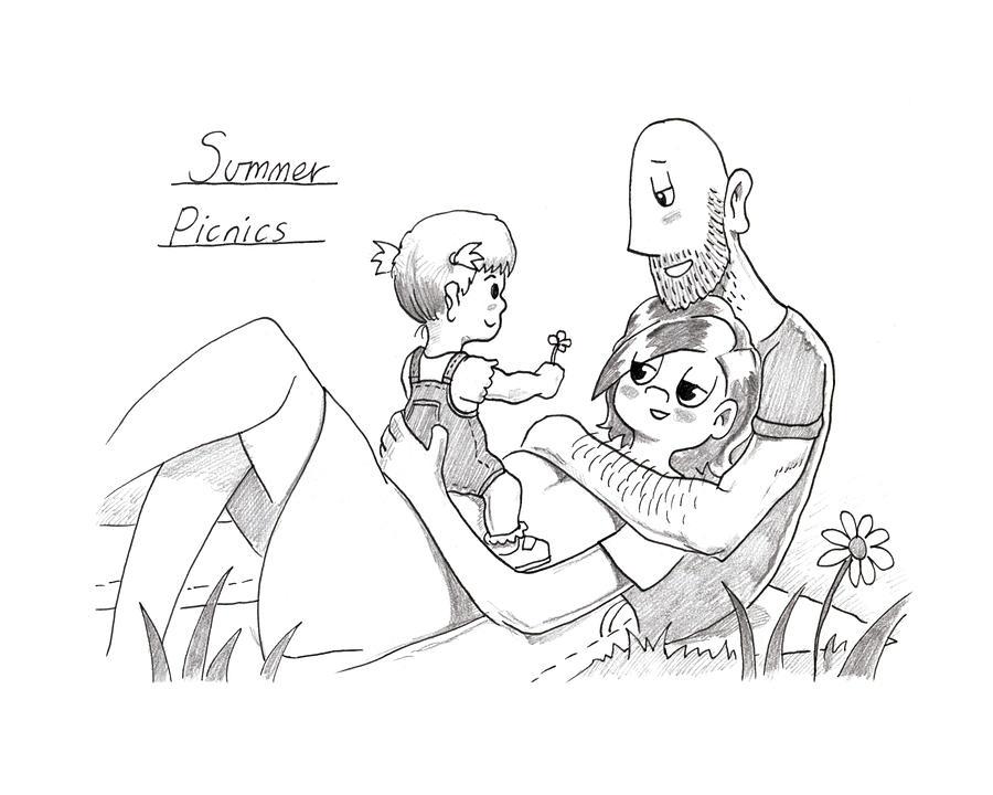 900x720 Love Family Drawings
