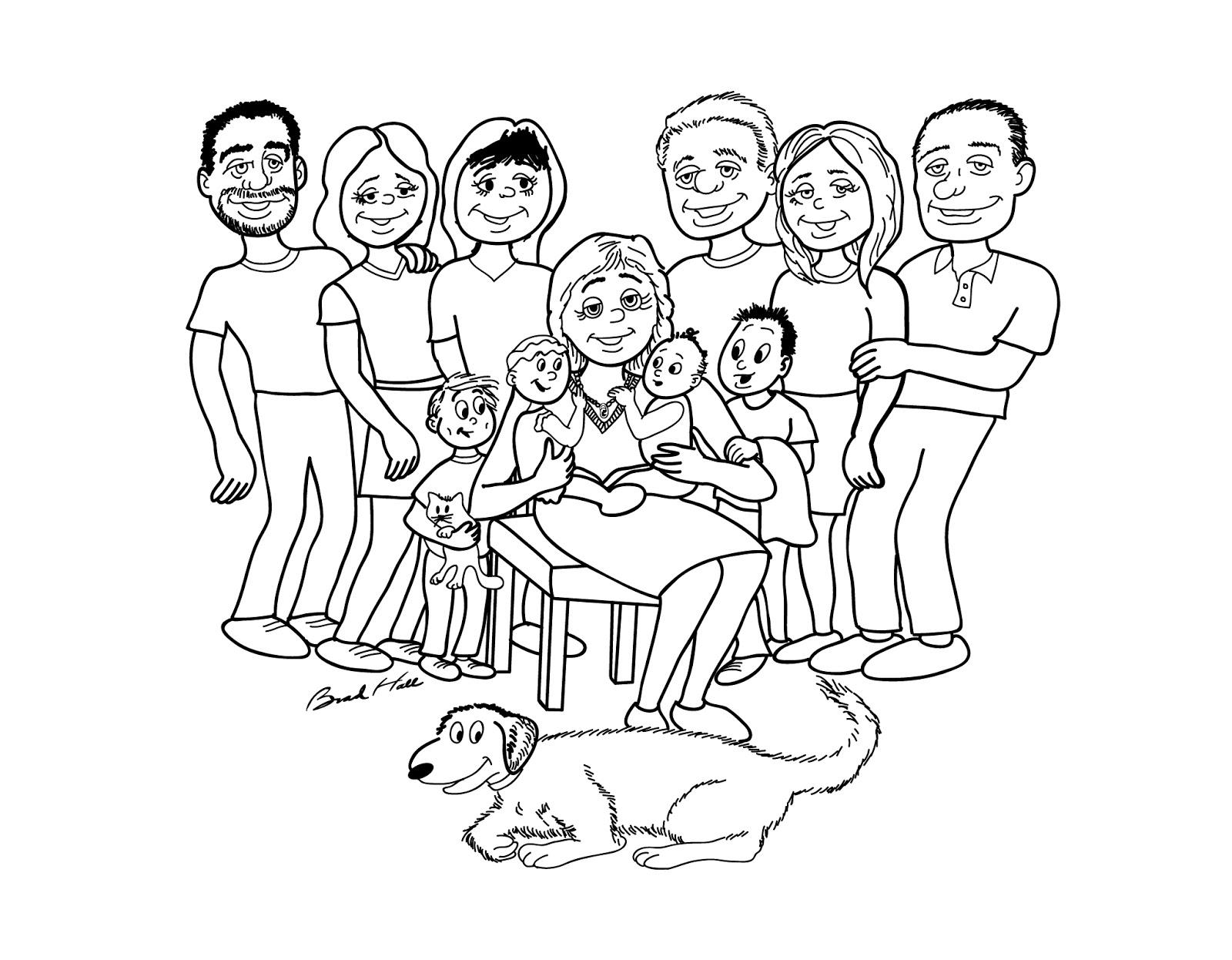 1600x1246 Bradhallart Blog Cartoon Colors In Adobe Illustrator