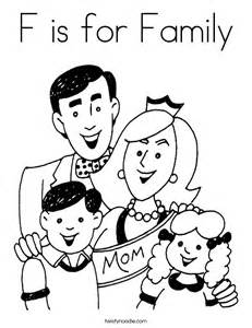 231x300 Family Coloring Sheets For Preschool