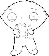 Family Guy Stewie Drawing
