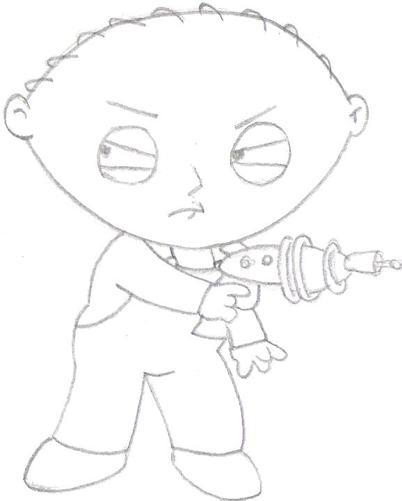 578x720 Stewie From Family Guy By 8liana8