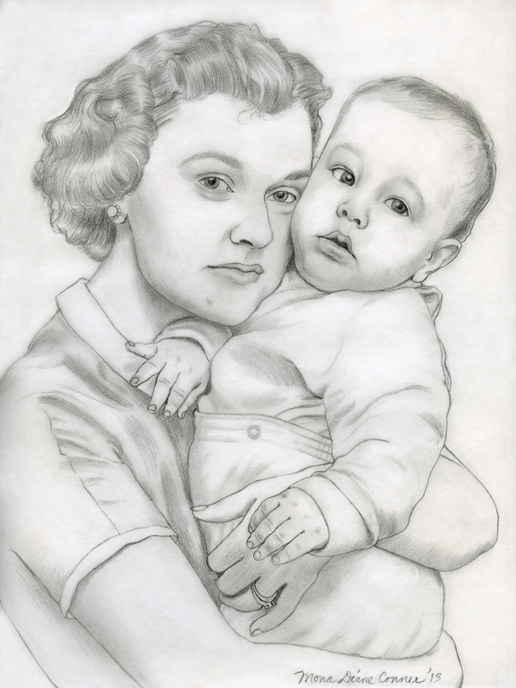724x965 Mona Conner Portraits
