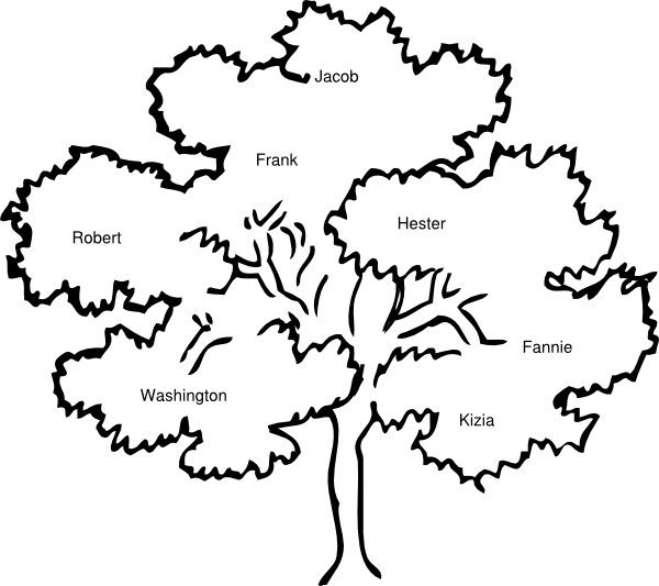 600x533 Cook Family Reunion Tree Clip Art