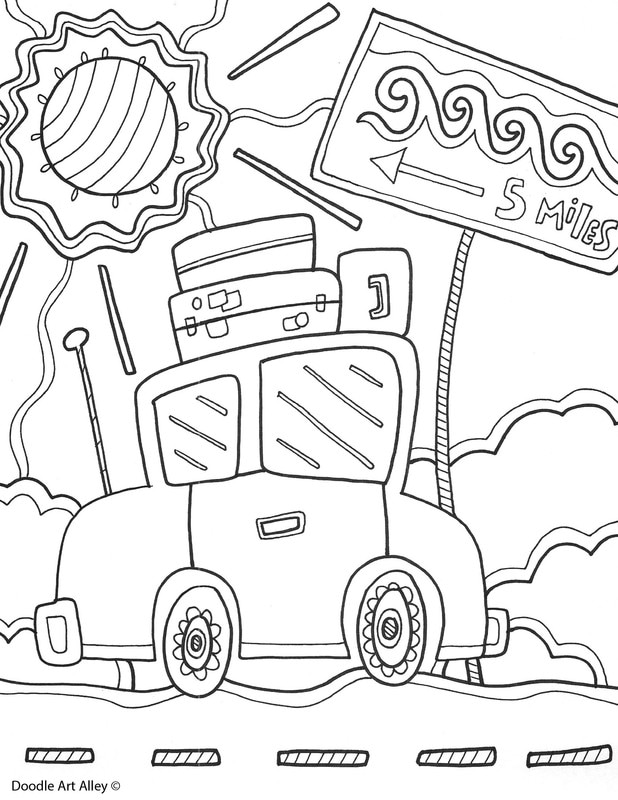 618x800 Family Reunion Coloring Pages