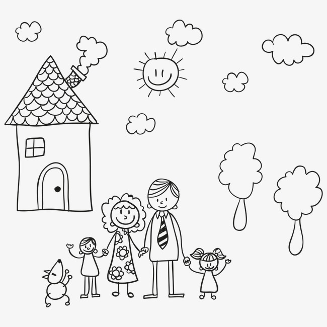 650x650 Family, Reunion, Reunite, Character Png Image And Clipart For Free