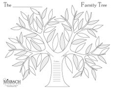 236x182 Free Blank Family Tree Template The Non Structured Family Tree