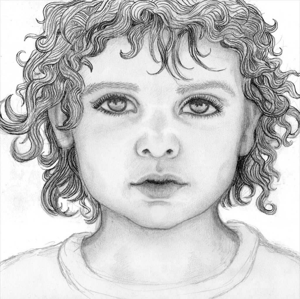 The best free portrait drawing images download from 3895