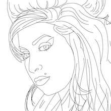 220x220 Famous People Coloring Pages