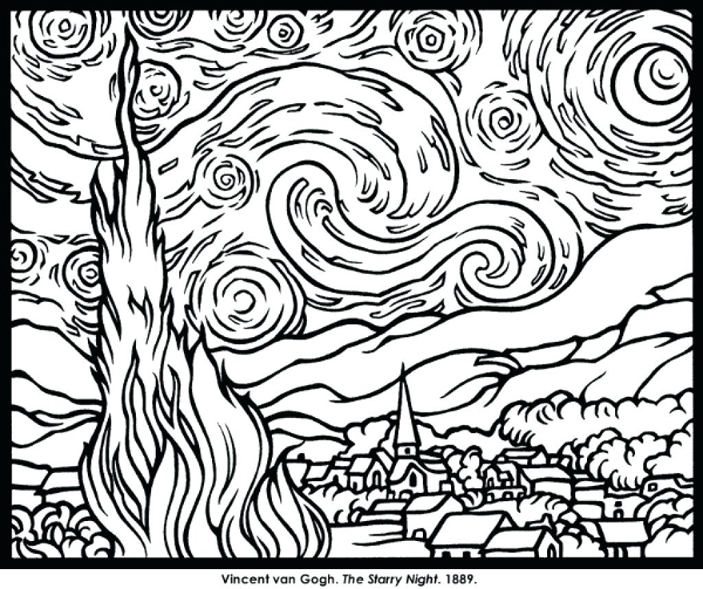 1024x858 Coloring Artistic Coloring Pages