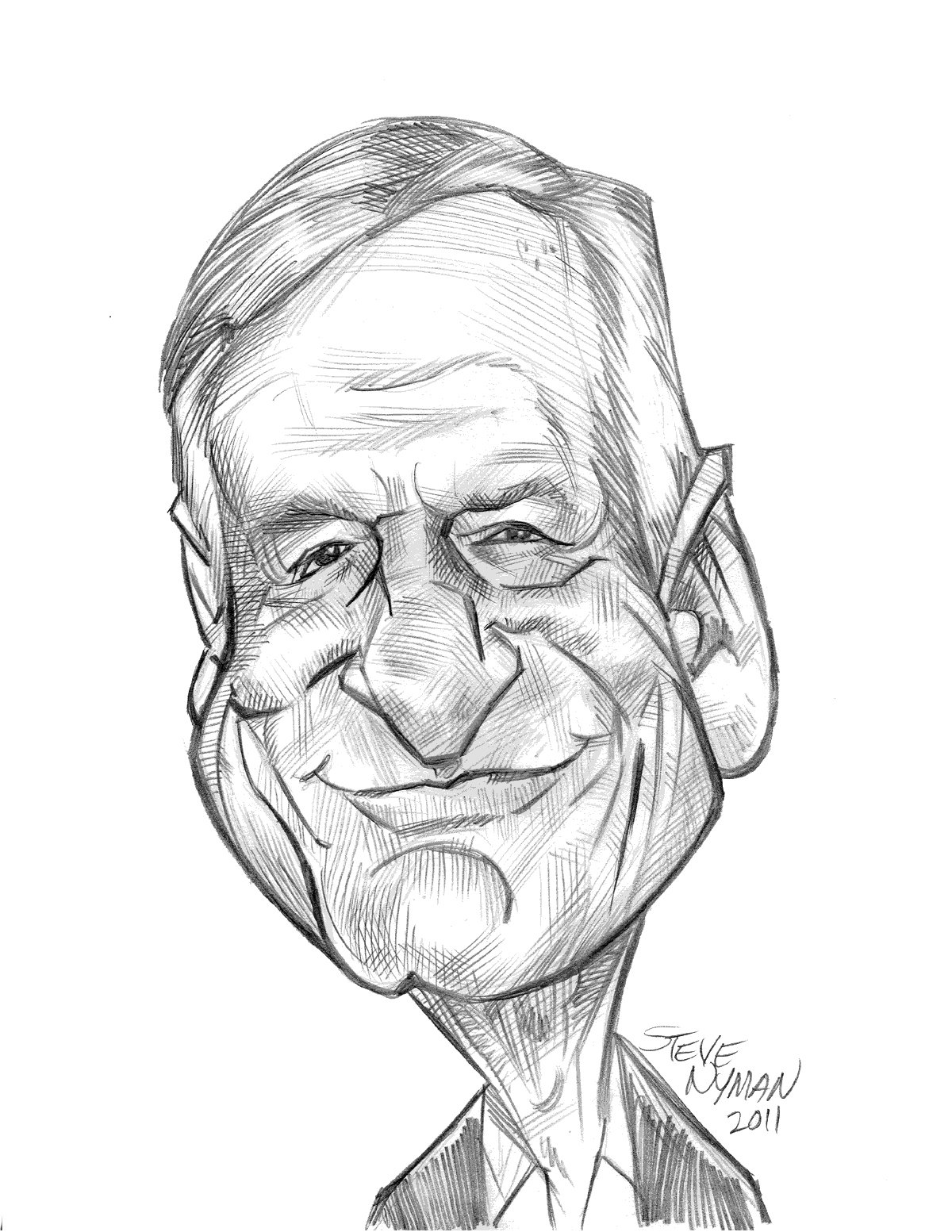 1200x1553 Caricature Drawings Of Famous People Caricature Of Hugh Hefner